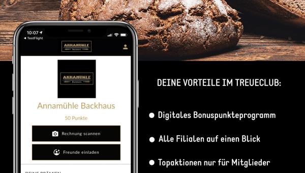 Annamühle App